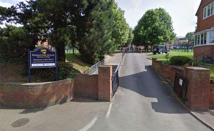 imagen de su colegio