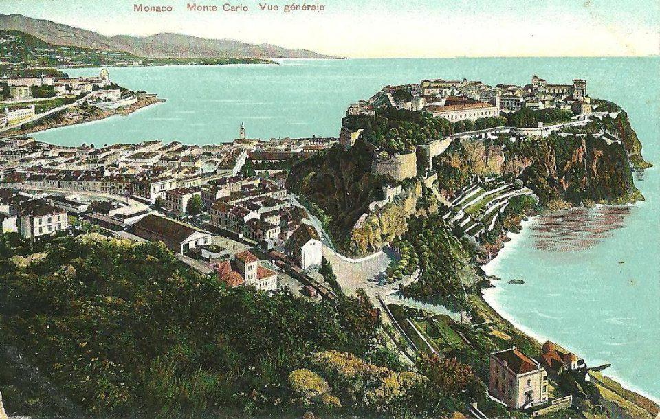 Monaco old