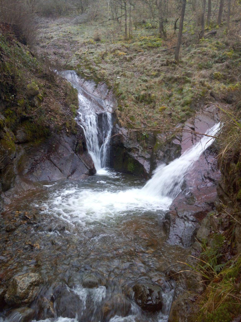 Cascade de la Chaudière